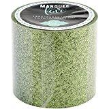 American Crafts Heidi Swapp 10268595Schablone zum Festzelt Love Washi Tape 2,2° Lime Grün Glitter, 10