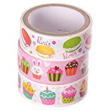 Washi Masking Tape 3er Set