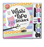 [(Washi Tape Stickers)] [ By (author) Anne Akers Johnson ] [July, 2014]