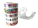 Jumbo Washi-Tape Set