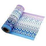 10er Set Washi Tape Masking Tape Klebeband Aufkleber Papier Buntes Rollband Scrapbooking - LATH.PIN