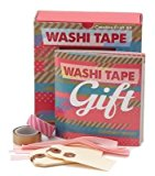 [{ Washi Tape Gift: Creative Craft Kit - Street Smart By Quarry Books ( Author ) Nov - 15- 2014 ( Hardcover ) } ]