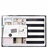 Heidi Swapp Memory Planner kit Black and White